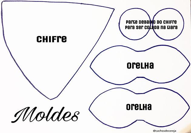 Diy Tiara De Unicórnio Blog Cachos De Cereja