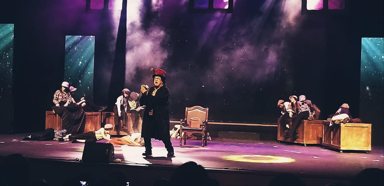 אוליבר טוויסט המחזמר 2018