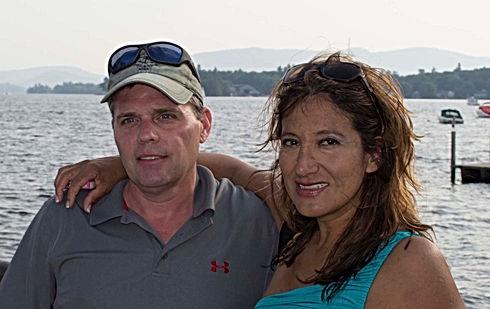 Jim & Cecilia Keady