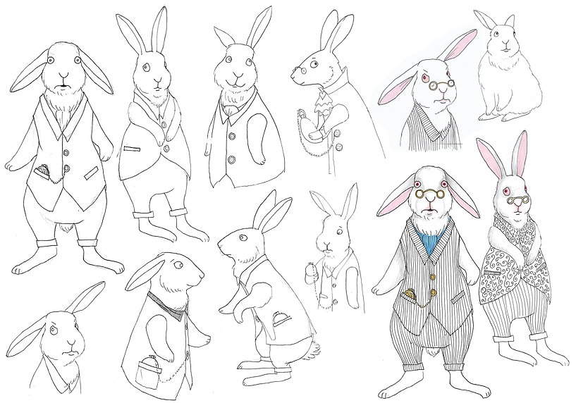 white rabbit sketches.jpg