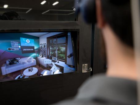 Realidade virtual ajuda na escolha das cores para a casa