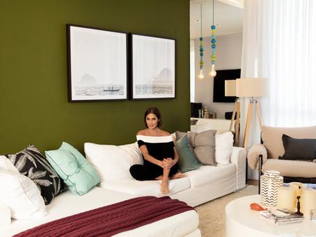 Westwing assina a nova casa de Deborah Secco