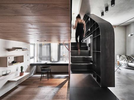 Apartamento pequeno: é possível ter estilo em pouco espaço
