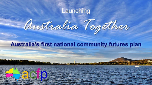 Launch of Australia Together - Thumbnail