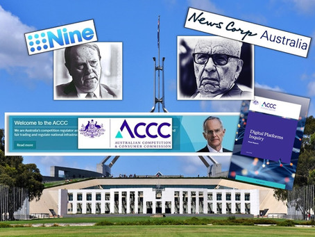 ACCC's Anti-competitive Code: A threat to Australia's democracy