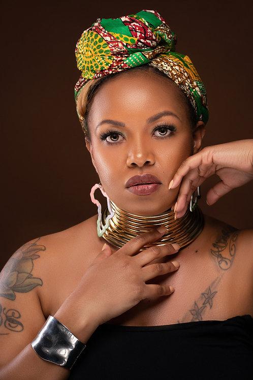 African Print Headwraps