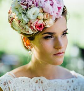 Maquilleuse professionnelle maquillage de mariée Annecy Genève