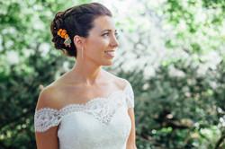 maquillage de mariée naturel