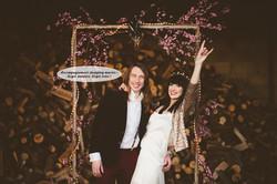 Stylisme mariage rock couple Genève