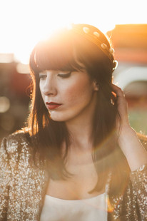 Maquillage de mariée glamour rock Annecy Genève Elodie Montant maquilleur professionnel