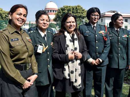 Sisters-in-Arms: Women in the Indian Armed Forces