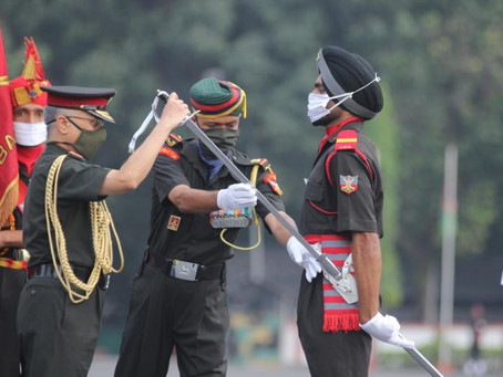 Indian Military Academy - Training India's best Officers