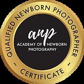 Newborn Certified Photographer Badge