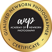 Newborn Certified Photographer Badge