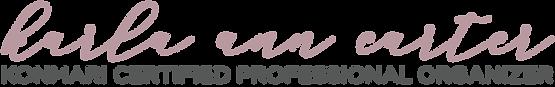 Karla Ann Carter Logo