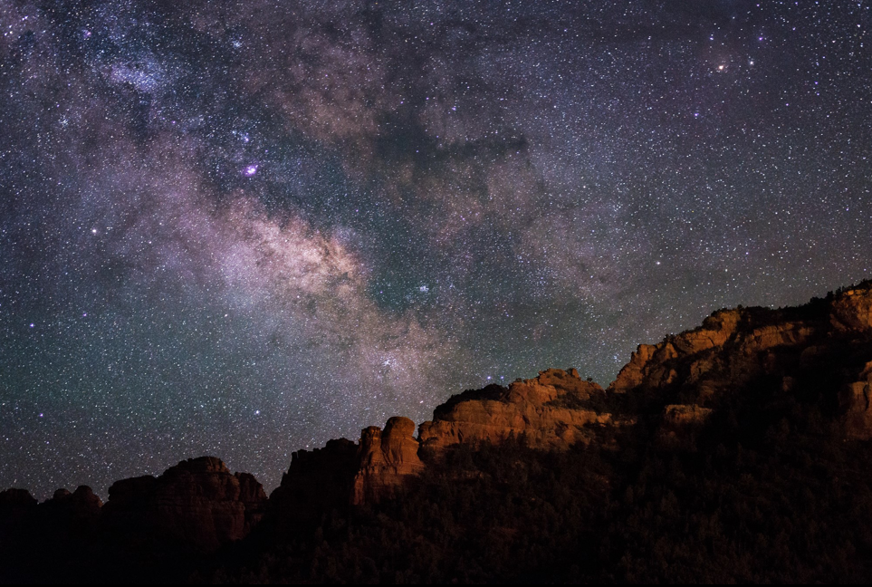 Star Gazing in Sedona
