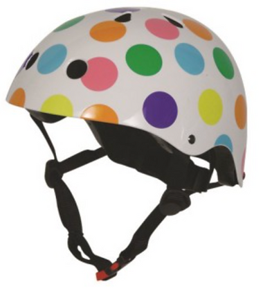 Kiddimoto Pastel Dotty M