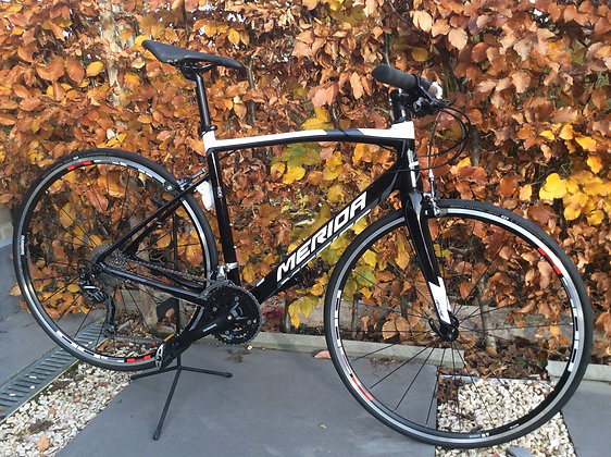 Merida Ride 500 met Deore 10 speed