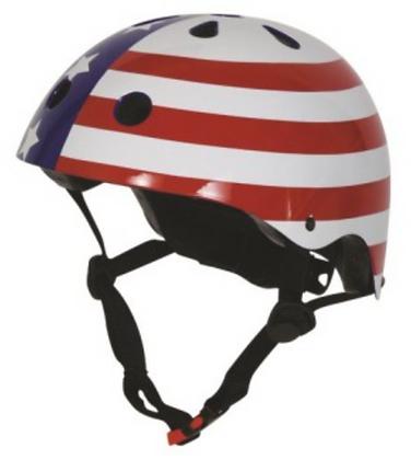 Kiddimoto USA flag M