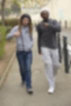 Bongo White et Ire Taylor