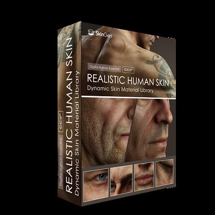 Realistic Human Skin - CC 3.3