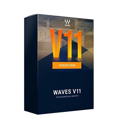 Waves – Complete 11 v2020  STANDALONE, VST, VST3, AAX, AU WIN.OSX