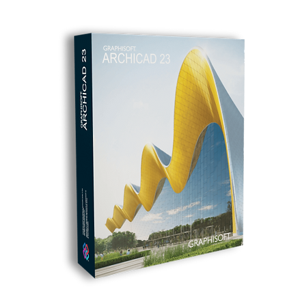Archicad 23 build 4006 Win/Mac Crack