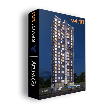 V-Ray Next Build 4.10.01 for Revit 2015-2021 (x64)