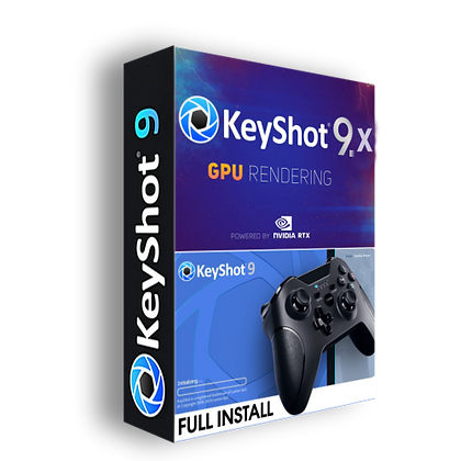 Luxion KeyShot Pro v 9.3.14 (Update)