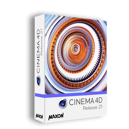 Maxon CINEMA 4D Studio R21.207 (Win)