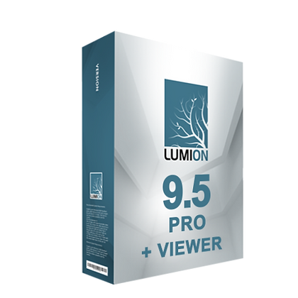 Lumion 9.5 pro + Viewer Unlimited