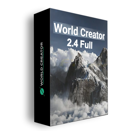 World Creator 2.4.0 WIN LICENSE