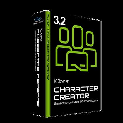 Character Creator 3.22