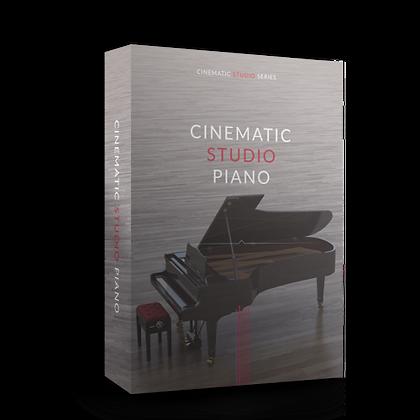Cinematic Studio – Piano (KONTAKT)