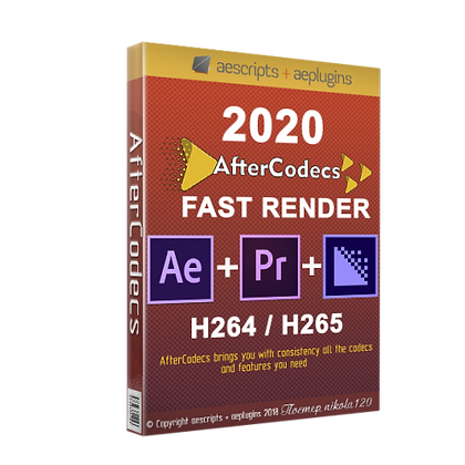 AfterCodecs 2020 (Full install v1.9.3)