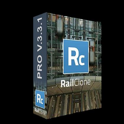 RailClone Pro V.3.3 / iToo Software