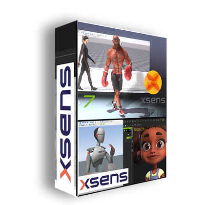 Xsens Profile 1.2 - Body Mocap Profile