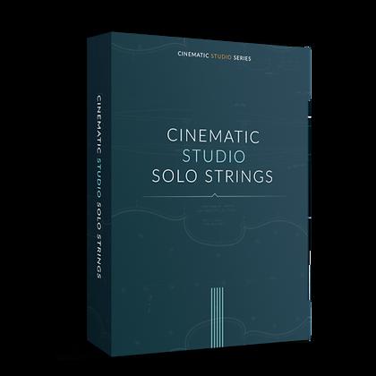 Cinematic Studio Solo Strings (KONTAKT)
