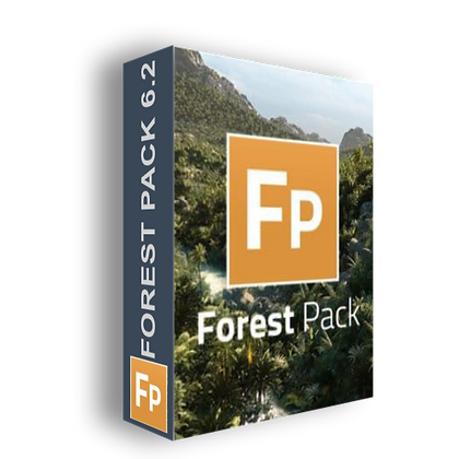 Forest Pack 6.2.2 /  iToo software / Activate