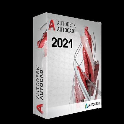 Autodesk Autocad 2021 Win x64 Full Unlimited