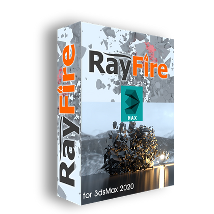 RayFire 1.84 for 3dsMax 2020
