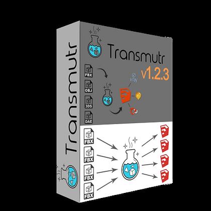 Transmutr Artist v1.2.3 x64 Win