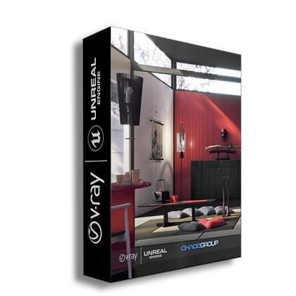 VRay Next v4.30.22 For Unreal 4.23-24-25
