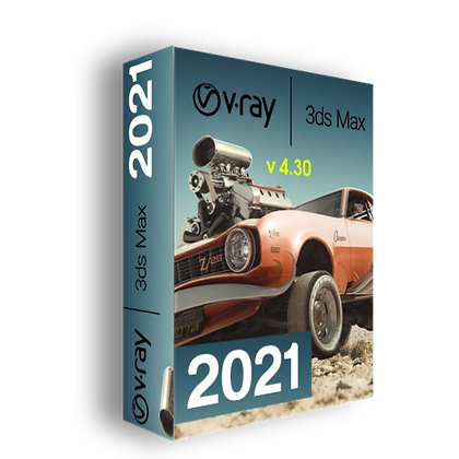 Chaos Group Vray Next 4.30 for 3Ds max 2021