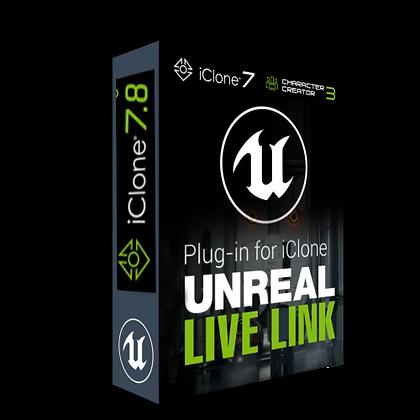Unreal Live Link Plug-in 1.22