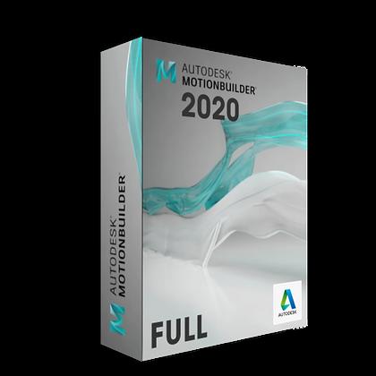 Motion Builder 2020 - Full Unlimited