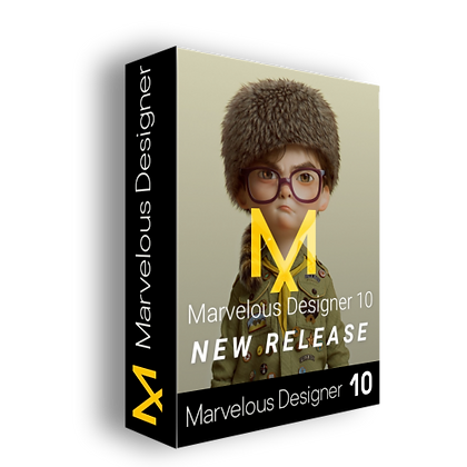 Marvelous Designer 10 -  Full activate