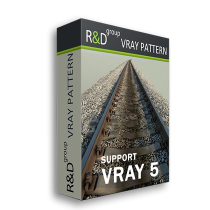 VRayPattern for 3dmax 2020
