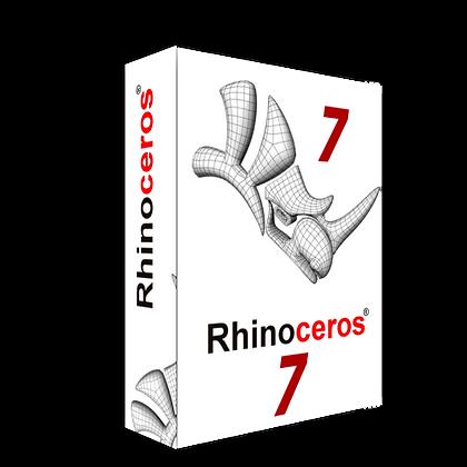 Rhino 7 Full install + Lic Key (Windows & Mac)