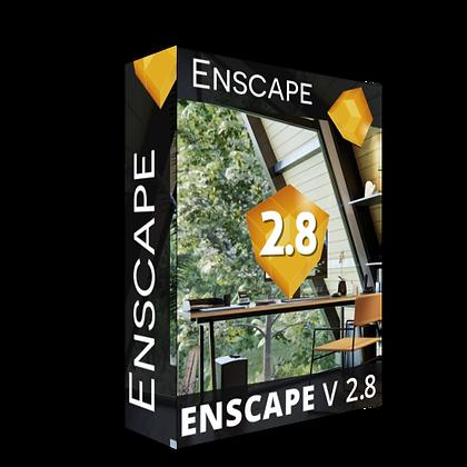 Enscape 3D  v2.8.0 full